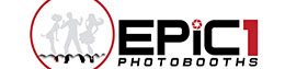 Epic 1 Photo Booths Logo